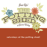 thumbnail image for blog post: Saturdays in the Potting Shed